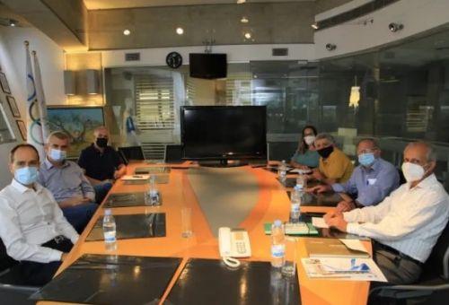 Συνεργασία ΚΟΕ με Παγκύπριο Συντονιστικό Συμβούλιο Εθελοντισμού