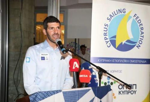 Στην Επιτροπή Αθλητών της Διεθνούς Ιστιοπλοϊκής Ομοσπονδίας ο Παύλος Κοντίδης