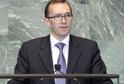 Έσπεν Μπάρθ Άιντε: «Η λύση του Κυπριακού πρέπει να είναι συμβατή με την ΕΕ»